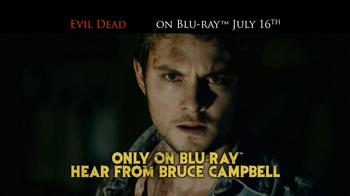 Evil Dead Blu-ray, DVD and Digital TV Spot - Thumbnail 8