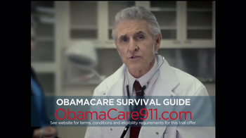 ObamaCare Survival Guide TV Spot, 'Doctor' - Thumbnail 10