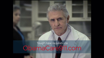 ObamaCare Survival Guide TV Spot, 'Doctor' - Thumbnail 6