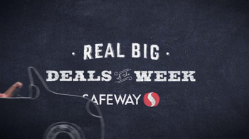 Safeway TV Spot 'Safeway Deals of the Week TV Spot, 'Fourth of July' - Thumbnail 1