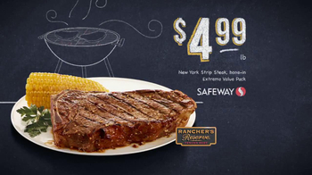 Safeway TV Spot 'Safeway Deals of the Week TV Spot, 'Fourth of July' - Thumbnail 5