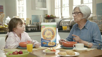 Honey Bunches of Oats TV Spot, 'Abuelita' [Spanish]