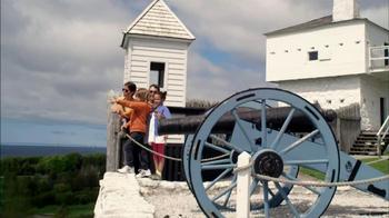 Pure Michigan TV Spot, 'Mackinac Island' - Thumbnail 5