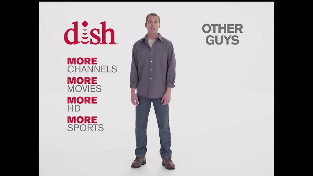 Dish Network TV Commercial, 'More is Better'
