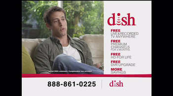 Dish Network TV Spot, 'More is Better' - Thumbnail 10
