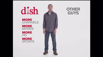 Dish Network TV Spot, 'More is Better' - Thumbnail 2