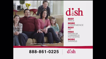Dish Network TV Spot, 'More is Better' - Thumbnail 6