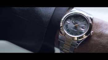 Rolex TV Spot, 'History' Featuring Roger Federer - Thumbnail 1