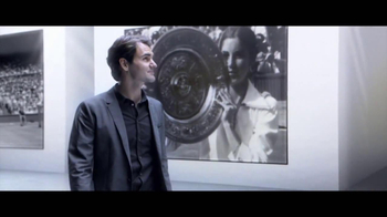Rolex TV Spot, 'History' Featuring Roger Federer