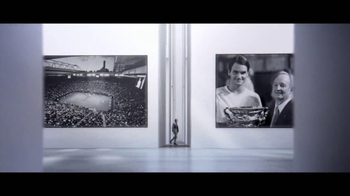 Rolex TV Spot, 'History' Featuring Roger Federer - Thumbnail 7