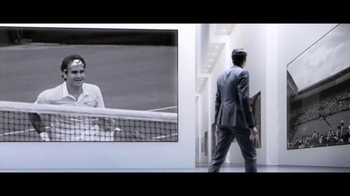 Rolex TV Spot, 'History' Featuring Roger Federer - Thumbnail 8