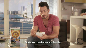 Honey Bunches of Oats TV Spot Con Aarón Díaz [Spanish] - Thumbnail 10