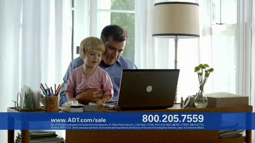 ADT TV Commercial, 'Summer Savings'