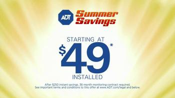 ADT TV Spot, 'Summer Savings' - Thumbnail 3