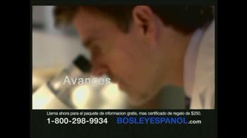 Bosley TV Spot [Spanish] - Thumbnail 2