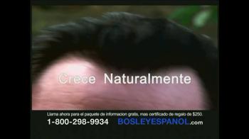 Bosley TV Spot [Spanish] - Thumbnail 4