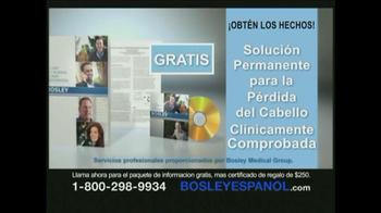 Bosley TV Spot [Spanish] - Thumbnail 7