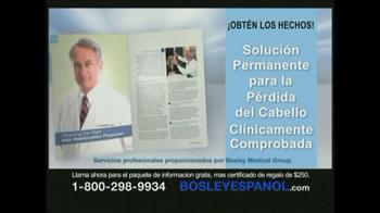 Bosley TV Spot [Spanish] - Thumbnail 8
