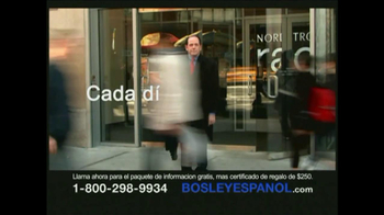 Bosley TV Spot [Spanish] - Thumbnail 9