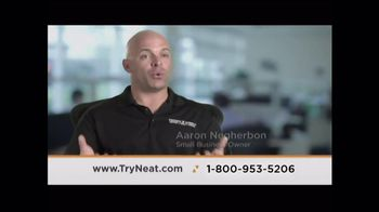NeatDesk TV Spot, 'Feeling Buried'