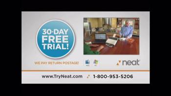 NeatDesk TV Spot, 'Feeling Buried' - Thumbnail 10