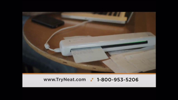 NeatDesk TV Spot, 'Feeling Buried' - Thumbnail 8
