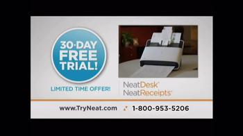 NeatDesk TV Spot, 'Feeling Buried' - Thumbnail 9