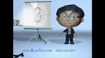 Blue Tax TV Spot, 'Projector' - 377 commercial airings
