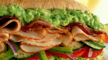 Subway Turkey and Bacon Avocado TV Spot, 'Temporada de Aguacates' [Spanish] - Thumbnail 6