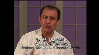 National Alliance for Hispanic Health TV Spot, 'Prevenir la diabetes' [Spanish] - Thumbnail 10