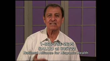 National Alliance for Hispanic Health TV Spot, 'Prevenir la diabetes' [Spanish] - Thumbnail 8
