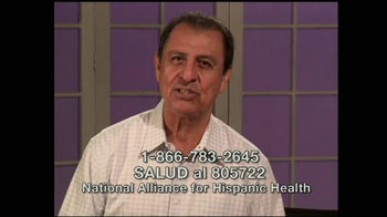 National Alliance for Hispanic Health TV Spot, 'Prevenir la diabetes' [Spanish] - Thumbnail 9