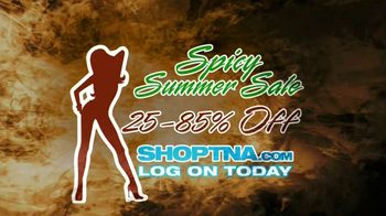 ShopTNA Spicy Summer Sale TV Spot - Thumbnail 6