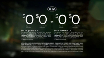 Kia Sign It, Drive It Sales Event TV Spot - Thumbnail 10