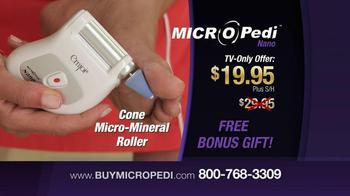 Emjoi TV Spot, 'Micro Pedi Nano' - Thumbnail 9