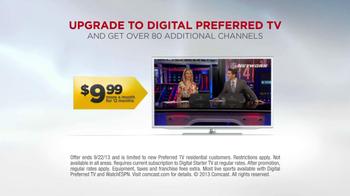 XFINITY TV Spot, 'NFL Network' - Thumbnail 7