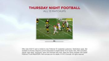 XFINITY TV Spot, 'NFL Network' - Thumbnail 5