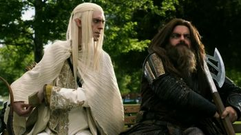 The Hobbit Kingdoms of Middle Earth TV Spot, 'Rollerblader'