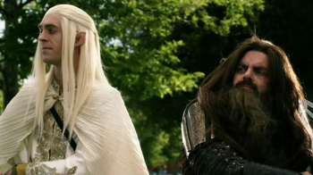 The Hobbit Kingdoms of Middle Earth TV Spot, 'Rollerblader' - Thumbnail 4