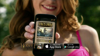 The Hobbit Kingdoms of Middle Earth TV Spot, 'Rollerblader' - Thumbnail 8