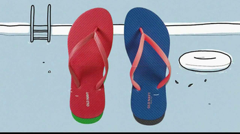 Old Navy $1 Flip Flops TV Spot - Thumbnail 5