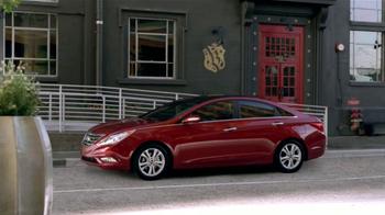 Hyundai Sonata TV Spot, 'El Menú' [Spanish] - Thumbnail 3