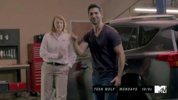 Toyota Care TV Spot, 'Teen Wolf: Maintenance Light' - Thumbnail 9