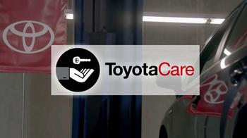 Toyota Care TV Spot, 'Teen Wolf: Maintenance Light' - Thumbnail 7