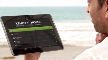 Xfinity Home TV Spot, 'On Vacation' - Thumbnail 2