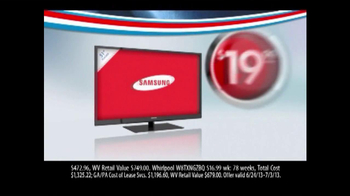Rent-A-Center TV Spot, '4th of July Sale' - Thumbnail 6