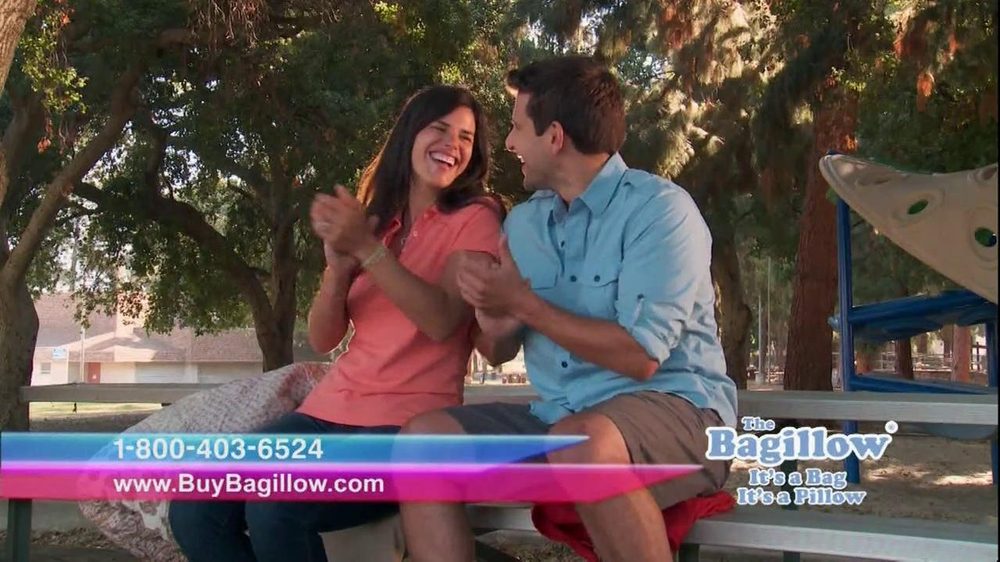 The Bagillow TV Spot