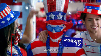 Party City TV Spot, 'Fourth of July' - Thumbnail 3