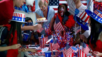 Party City TV Spot, 'Fourth of July' - Thumbnail 4