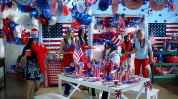 Party City TV Spot, 'Fourth of July' - Thumbnail 6